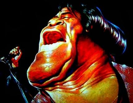 James Brown Bodyheat Sex Machine